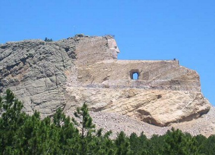 crazy horse memorial supports national native american day crazy horse 434x314